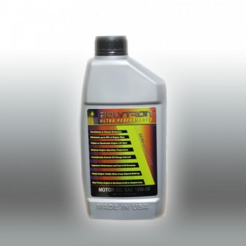 POLYTRON Full Synthetic Motor Oil SAE 10W30 - Oil Change Interval 50.000 km