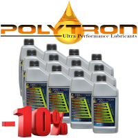 Promo 72 - POLYTRON Full Synthetic Motor Oil SAE 5W30 - Oil Change Interval 50.000 km - 12x1L