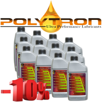 Promo 135 - POLYTRON ATF - Automatic Transmission Fluid - 12x1L