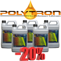 Promo 69 - POLYTRON Full Synthetic Motor Oil SAE 5W30 - Oil Change Interval 50.000 km - 5x4L