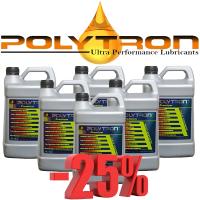 Promo 70 - POLYTRON Full Synthetic Motor Oil SAE 5W30 - Oil Change Interval 50.000 km - 6x4L