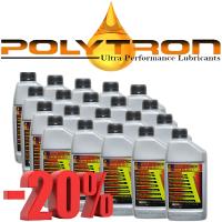 Promo 111 - POLYTRON Racing 4T 10W40 Motorcycle Oil - 20x1L