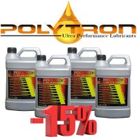 Promo 103 - POLYTRON Semi Synthetic Motor Oil SAE 10W40 - Oil Change Interval 25.000 km - 4x4L
