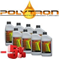 Promo 108 - POLYTRON Racing 4T 10W40 Motorcycle Oil - 8x1L