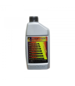 POLYTRON Racing Motor Oil 10W60 - Oil Change Interval 50.000 km - 1 L