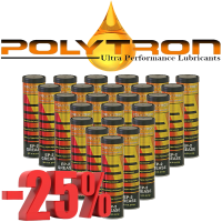 Promo 46 - POLYTRON EP-2 - Lithium Grease (+385°C / -50°C) - 24x0,4kg.