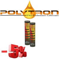 Promo 40 - POLYTRON EP-2 - Lithium Grease (+385°C / -50°C) - 2x0,4kg.