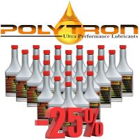 Promo 19 - POLYTRON GDFC - Gasoline-Diesel Fuel Conditioner - 24x355ml.