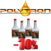 Promo 15 - POLYTRON GDFC - Gasoline-Diesel Fuel Conditioner - 4x355ml.