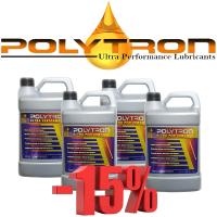 Promo 22 - POLYTRON GDFC - Gasoline-Diesel Fuel Conditioner - 4x4L