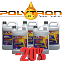 Promo 23 - POLYTRON GDFC - Gasoline-Diesel Fuel Conditioner - 5x4L