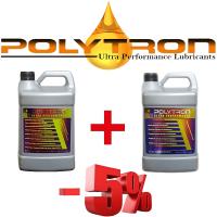Promo 30 - POLYTRON MTC metal treatment concentrate (Oil Additive) 4L + POLYTRON GDFC - Gasoline-Diesel Fuel Conditioner 4L (1+1)