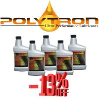 Promo 4 - POLYTRON MTC metal treatment concentrate (Oil Additive) - 5x473ml.