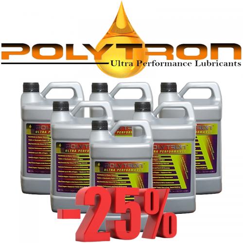 Promo 12 - POLYTRON MTC metal treatment concentrate (Oil Additive) - 6x4L
