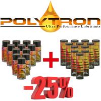 Promo 51 - POLYTRON PL - Penetrating Lubricant - 12x200ml. + POLYTRON EP-2 - Lithium Grease (+385°C / -50°C) - 12x0,4kg.
