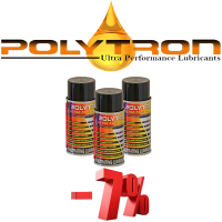 Promo 34 - POLYTRON PL - Penetrating Lubricant - 3x200ml.