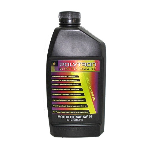 POLYTRON Full Synthetic Motor Oil SAE 5W40