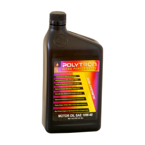 POLYTRON Semi Synthetic Motor Oil SAE 10W40
