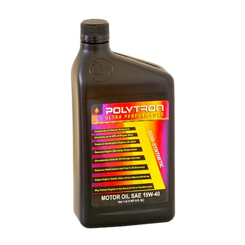 POLYTRON Semi Synthetic Motor Oil SAE 15W40